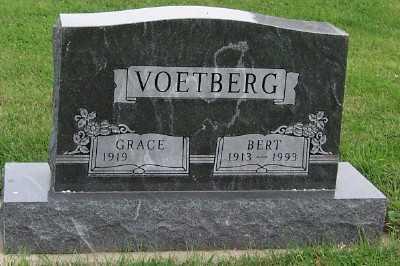 VOETBERG, BERT - Sioux County, Iowa | BERT VOETBERG
