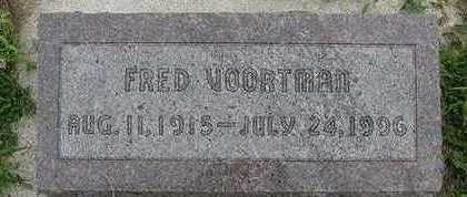 VOORTMAN, FRED - Sioux County, Iowa | FRED VOORTMAN
