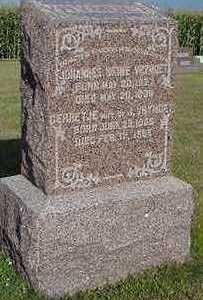 VRYMOET, JOHANNES SEINE - Sioux County, Iowa | JOHANNES SEINE VRYMOET