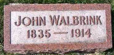WALBRINK, JOHN - Sioux County, Iowa | JOHN WALBRINK