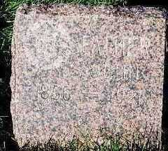 WALPOLE, JOHN ( 1856-1921) - Sioux County, Iowa | JOHN ( 1856-1921) WALPOLE