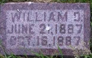 WALTON, WILLIAM D. - Sioux County, Iowa | WILLIAM D. WALTON
