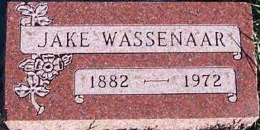 WASSENAAR, JAKE - Sioux County, Iowa | JAKE WASSENAAR