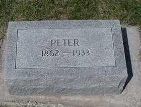 WASSENAAR, PETER - Sioux County, Iowa | PETER WASSENAAR