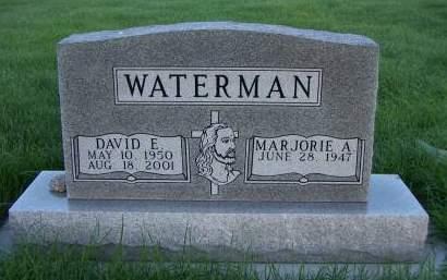WATERMAN, DAVID E. - Sioux County, Iowa | DAVID E. WATERMAN