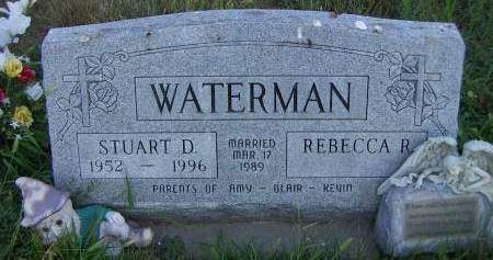 WATERMAN, STUART D. - Sioux County, Iowa | STUART D. WATERMAN