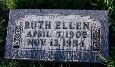 WEGNER, RUTH ELLEN - Sioux County, Iowa | RUTH ELLEN WEGNER