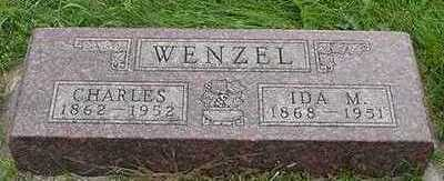 WENZEL, CHARLES - Sioux County, Iowa | CHARLES WENZEL