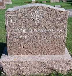 WERKHOVEN, CEDRIC M. - Sioux County, Iowa   CEDRIC M. WERKHOVEN