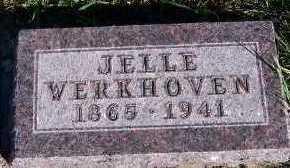 WERKHOVEN, JELLE - Sioux County, Iowa | JELLE WERKHOVEN
