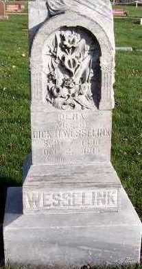 WESSELINK, DENA (MRS. DICK H.) - Sioux County, Iowa | DENA (MRS. DICK H.) WESSELINK