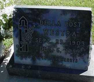 WESTRA, DELLA - Sioux County, Iowa | DELLA WESTRA