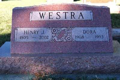 WESTRA, HENRY J. - Sioux County, Iowa | HENRY J. WESTRA