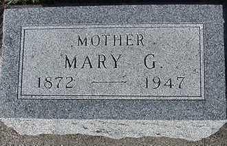 WESTRA, MARY G. - Sioux County, Iowa | MARY G. WESTRA