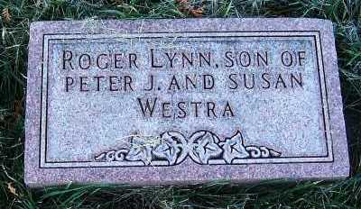 WESTRA, ROGER LYNN - Sioux County, Iowa | ROGER LYNN WESTRA