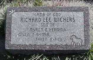 WICHERS, RICHARD LEE - Sioux County, Iowa | RICHARD LEE WICHERS