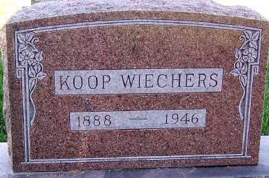 WIECHERS, KOOP - Sioux County, Iowa | KOOP WIECHERS