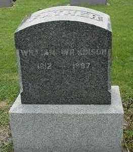 WILKINSON, WM. - Sioux County, Iowa | WM. WILKINSON