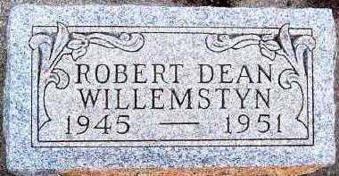 WILLEMSTYN, ROBERT DEAN - Sioux County, Iowa | ROBERT DEAN WILLEMSTYN