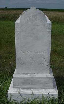 WILLEY, AARON - Sioux County, Iowa | AARON WILLEY