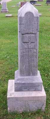 WILSON, HENRY M. - Sioux County, Iowa | HENRY M. WILSON