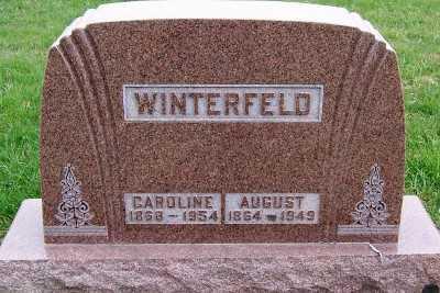 WINTERFELD, CAROLINE - Sioux County, Iowa | CAROLINE WINTERFELD