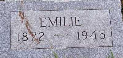 WINTERFELD, EMILIE - Sioux County, Iowa | EMILIE WINTERFELD