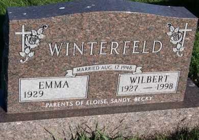 WINTERFELD, WILBERT - Sioux County, Iowa | WILBERT WINTERFELD