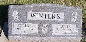 WINTERS, LOUIS - Sioux County, Iowa | LOUIS WINTERS