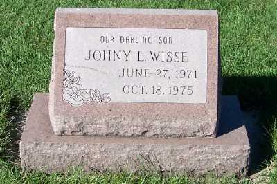 WISSE, JOHNY L. - Sioux County, Iowa | JOHNY L. WISSE