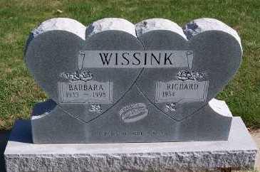 WISSINK, RICHARD - Sioux County, Iowa | RICHARD WISSINK