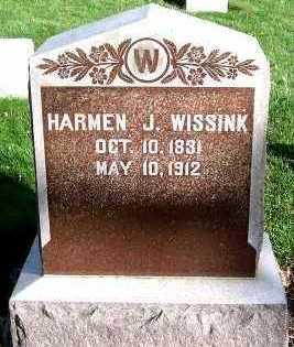WISSINK, HARMEN J. - Sioux County, Iowa | HARMEN J. WISSINK