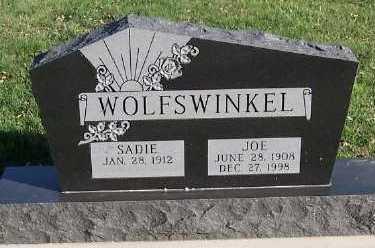 WOLFSWINKEL, JOE - Sioux County, Iowa | JOE WOLFSWINKEL