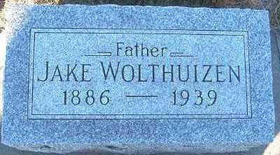 WOLTHUIZEN, JAKE - Sioux County, Iowa | JAKE WOLTHUIZEN