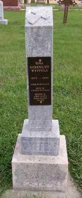 KERKVLIET WYFFELS, DINA - Sioux County, Iowa | DINA KERKVLIET WYFFELS