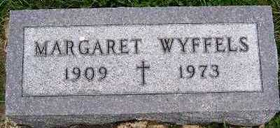 WYFFELS, MARGARET - Sioux County, Iowa   MARGARET WYFFELS