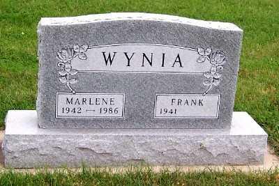 WYNIA, MARLENE - Sioux County, Iowa | MARLENE WYNIA