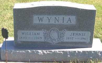 WYNIA, WILLIAM - Sioux County, Iowa | WILLIAM WYNIA