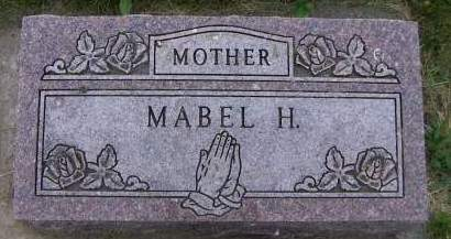 YOUNGKIN, MABEL H. - Sioux County, Iowa | MABEL H. YOUNGKIN