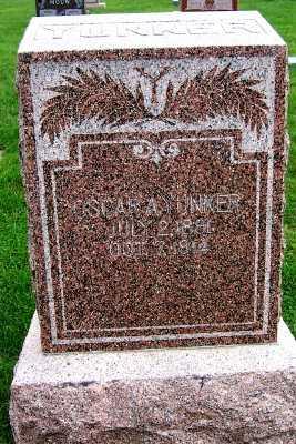YUNKER, OSCAR A. - Sioux County, Iowa | OSCAR A. YUNKER