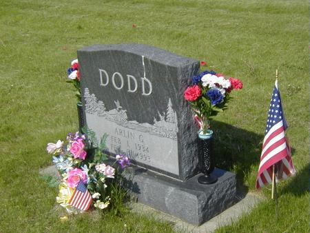 DODD, ARLIN - Story County, Iowa | ARLIN DODD