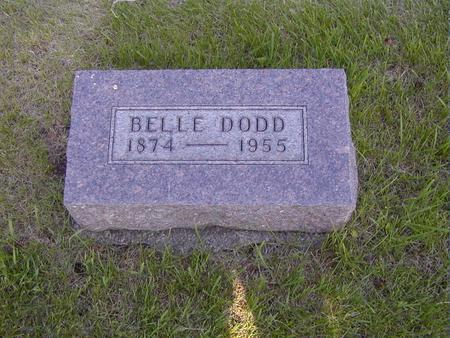 WILEY DODD, BELLE - Story County, Iowa | BELLE WILEY DODD