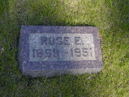 THOMPSON HAND, ROSE - Story County, Iowa | ROSE THOMPSON HAND
