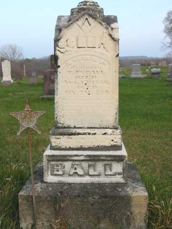 BALL, AMOS P. - Story County, Iowa | AMOS P. BALL