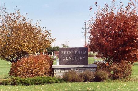 BETHLEHEM, CEMETERY - Story County, Iowa   CEMETERY BETHLEHEM