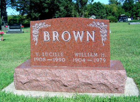 MCKIBBEN BROWN, V LUCILLE - Story County, Iowa | V LUCILLE MCKIBBEN BROWN