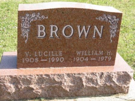 BROWN, WILLIAM H. - Story County, Iowa | WILLIAM H. BROWN