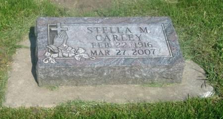 BIRKESTRAND CARLEY, STELLA - Story County, Iowa | STELLA BIRKESTRAND CARLEY