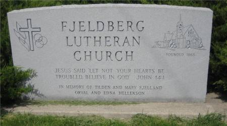 FJELDBERG, CEMETERY - Story County, Iowa | CEMETERY FJELDBERG