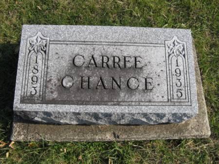 CHANCE, CARREE - Story County, Iowa   CARREE CHANCE